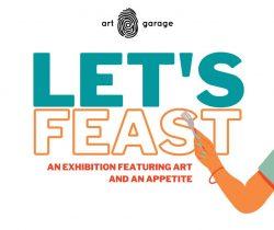The Art Garage: Let's Feast Exhibition begins @ The Art Garage   Green Bay   Wisconsin   United States